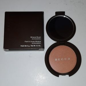 Other - Becca Mineral Blush - Songbird New Full Size